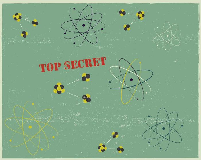 Top Secret!The Manhattan Project was a top-secret project focused on building the world's first atomic weapons.