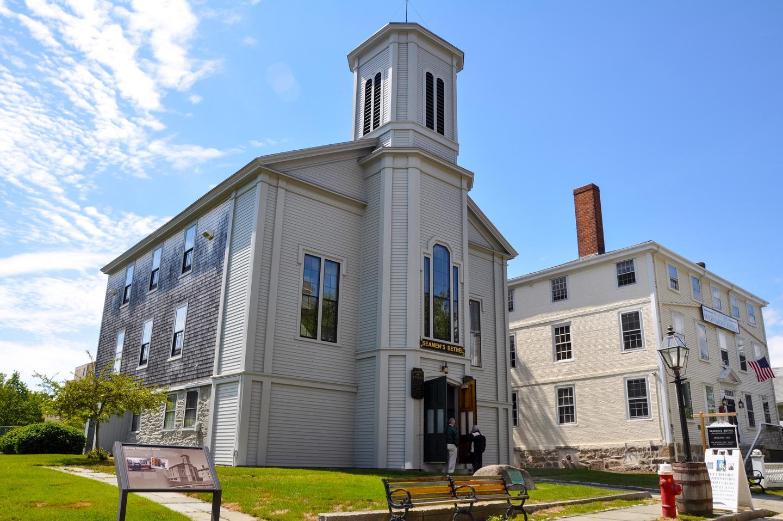 Seamen's Bethel and the Mariners' HomeSemen's Bethel and Mariners' Home