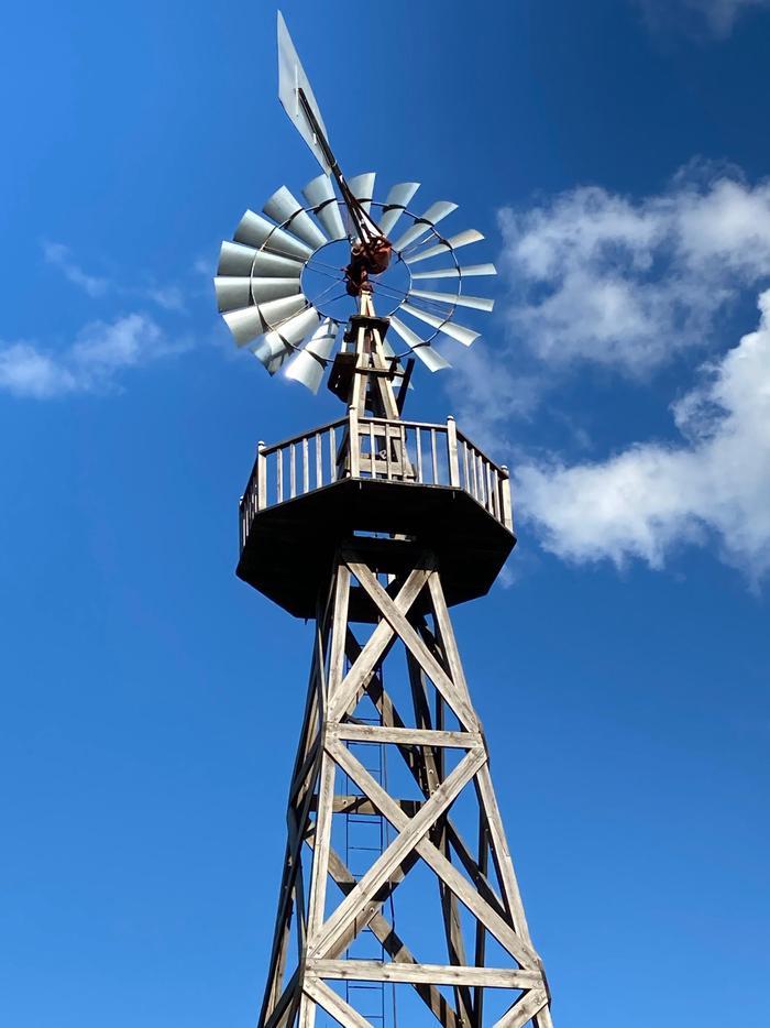 WindmillThe windmill at Sagamore Hill