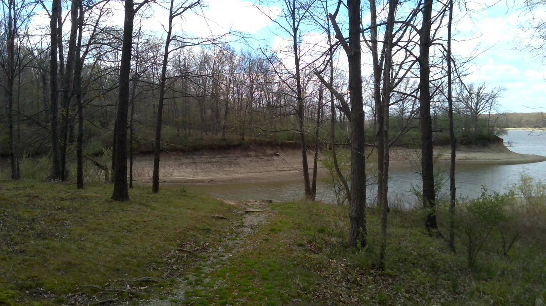 Site 33 Lake Access