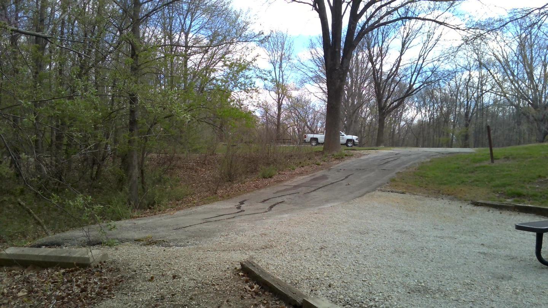 Site 36 Driveway