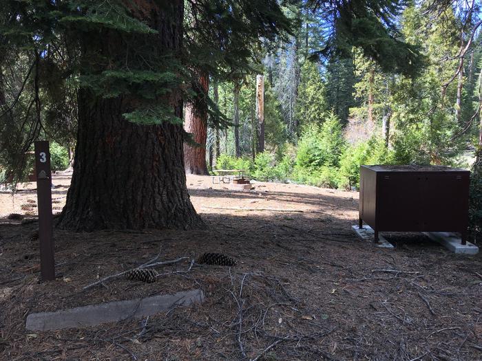 Crystal Springs Site 3