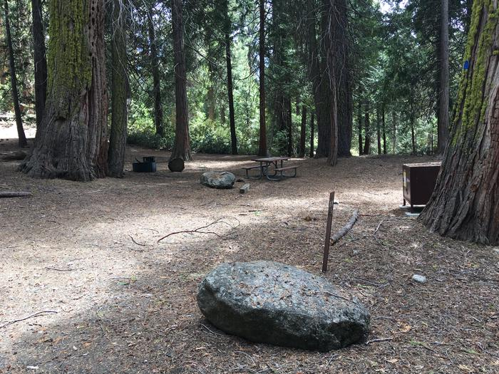 Crystal Springs Site 11