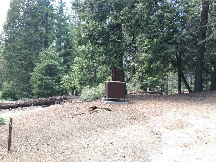 Crystal Springs Site 12