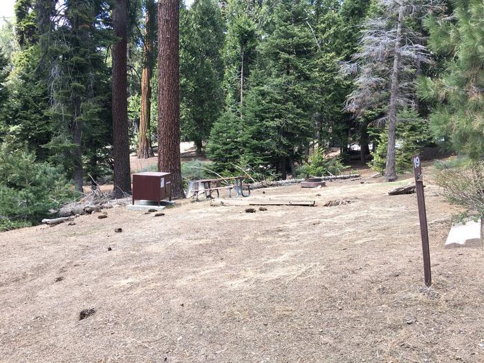 Crystal Springs Site 19