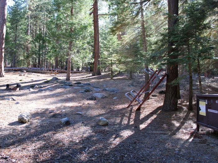Sheep Creek Site 43
