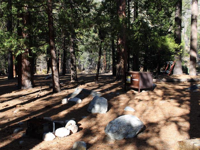 Sheep Creek Site 57