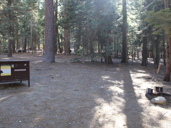 Sheep Creek Site 60