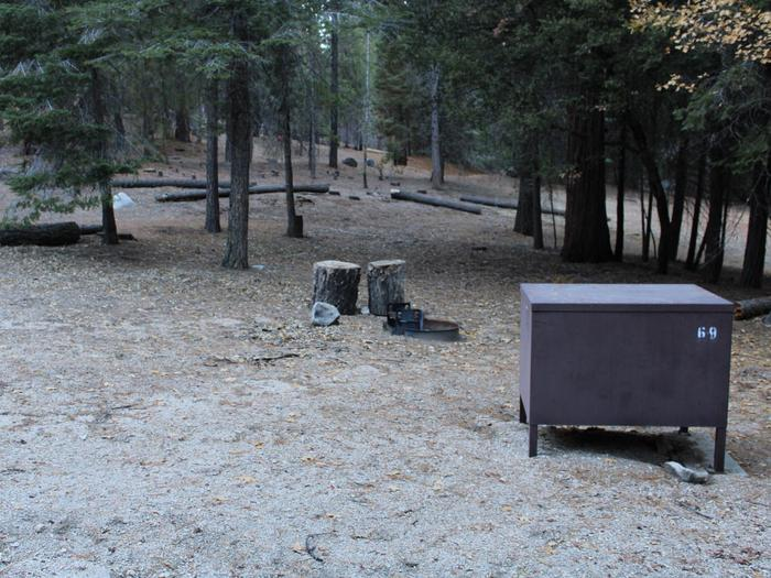 Sheep Creek Site 69