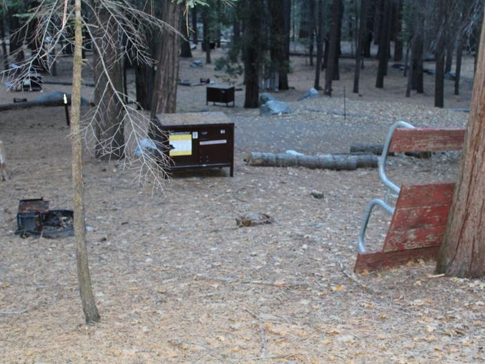 Sheep Creek Site 81