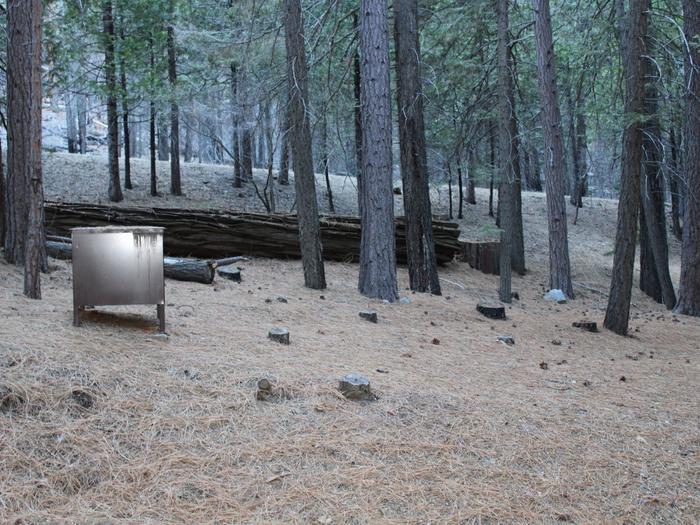 Sheep Creek Site 82