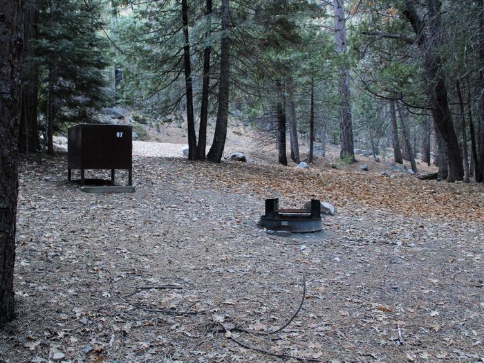 Sheep Creek Site 87