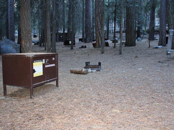 Sheep Creek Site 91