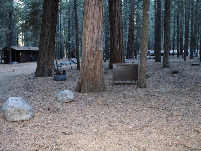 Sheep Creek Site 98