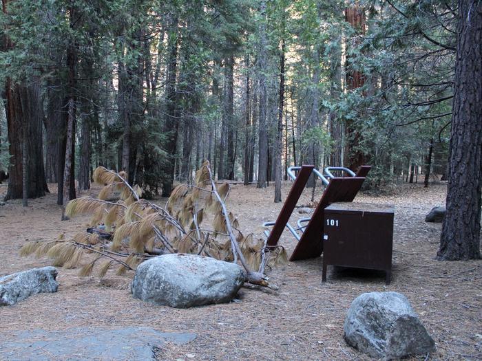 Sheep Creek Site 101