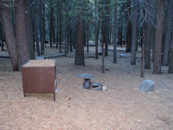 Sheep Creek Site 105