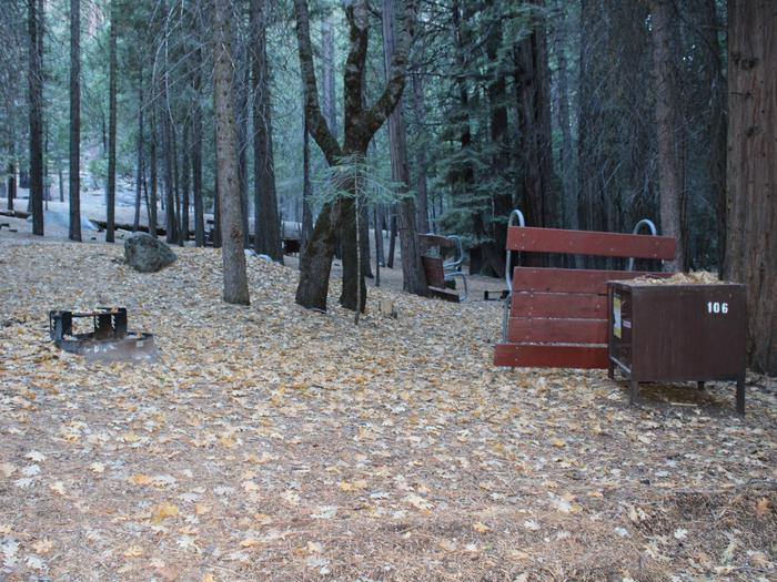 Sheep Creek Site 106