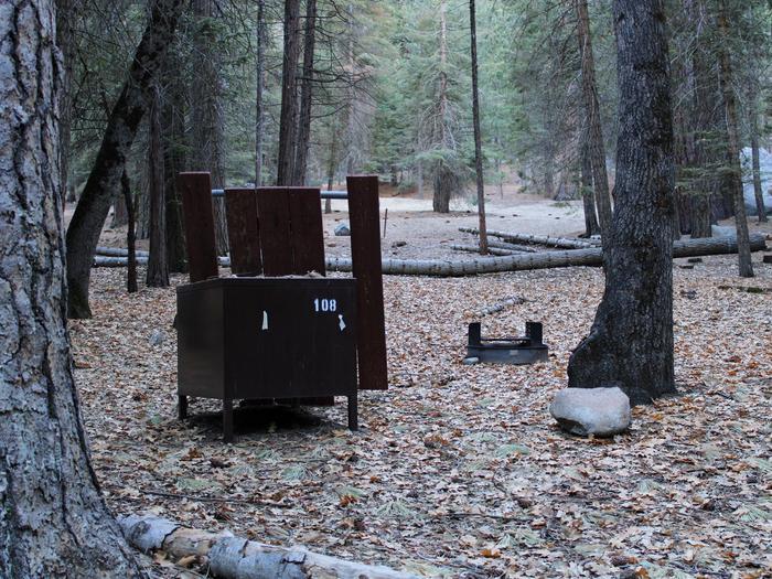 Sheep Creek Site 108