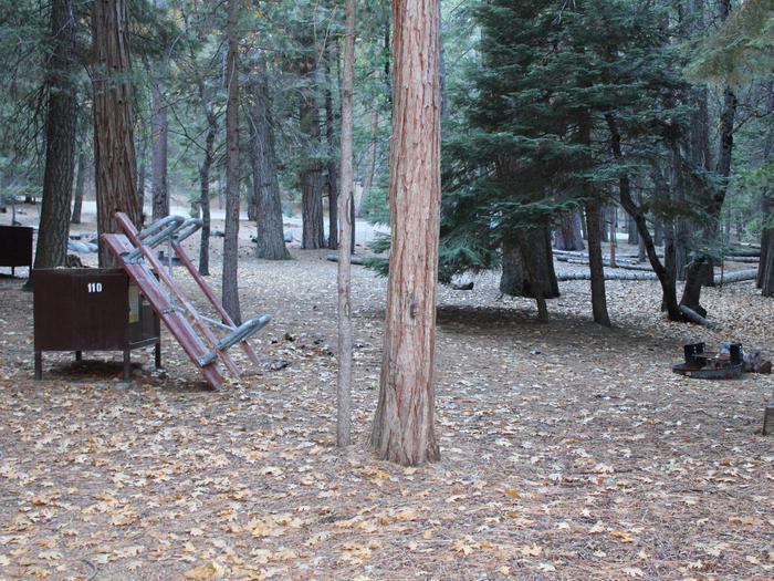 Sheep Creek Site 110