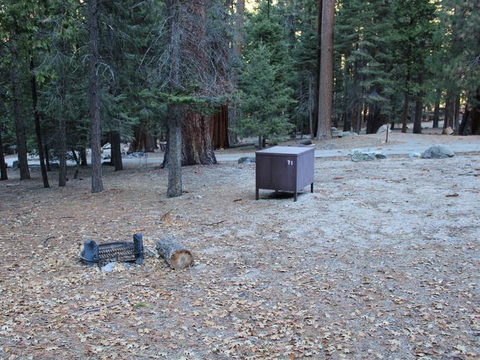 Sheep Creek Site 71