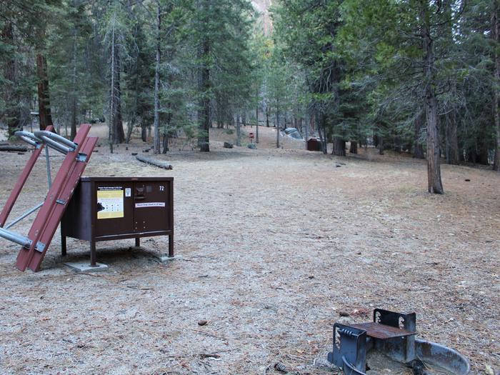 Sheep Creek Site 72
