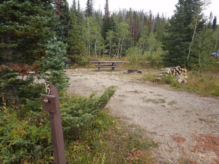 Ryan Park Campsite 15 Photo 3