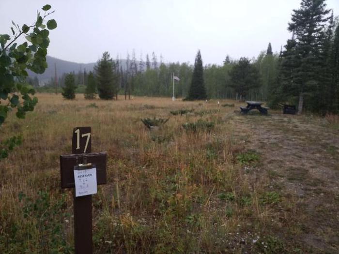 Ryan Park Campsite 17 Photo 3