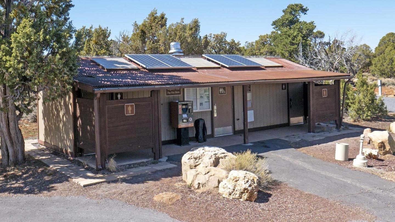 Desert View Campground Bathrooms