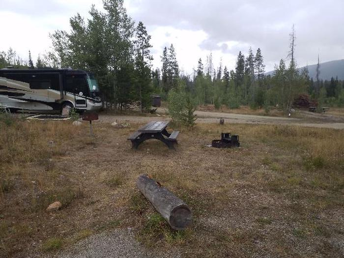 Ryan Park Campground Site 33 Preview