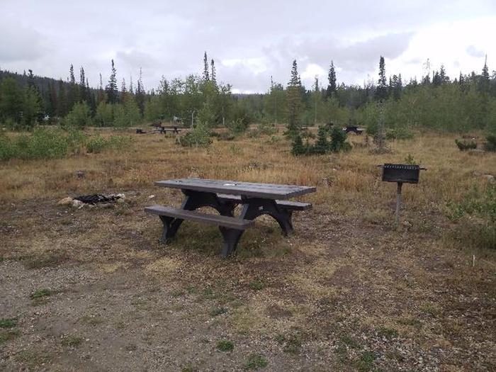 Ryan Park Campground Site 34 Preview