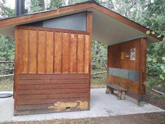 Jack Creek Guard Station Preview