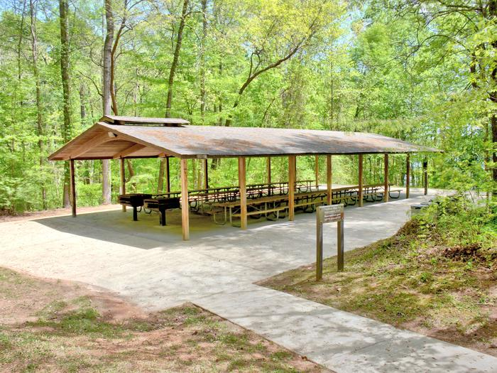 Sweetwater Day Use Shelter.  Can be reservedSweetwater Day Use Shelter.  Can be reserved.