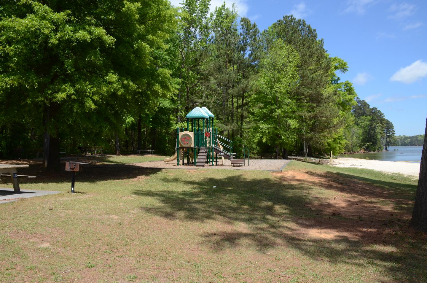 Sweetwater Day Use Playground