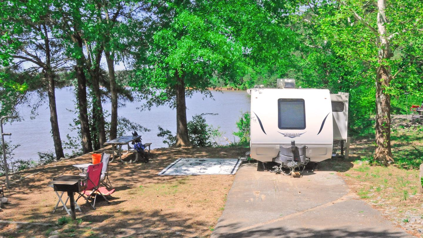 Sweetwater Campground Campsite
