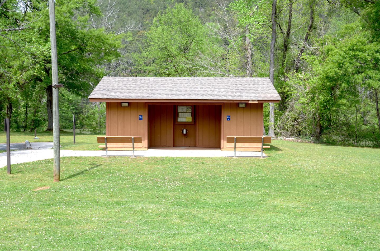 Riverside Day Use Area Restroom