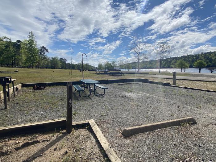 Jefferson Ridge Site 47