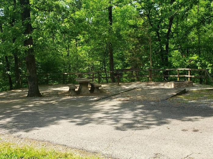 Jefferson Ridge Site 77