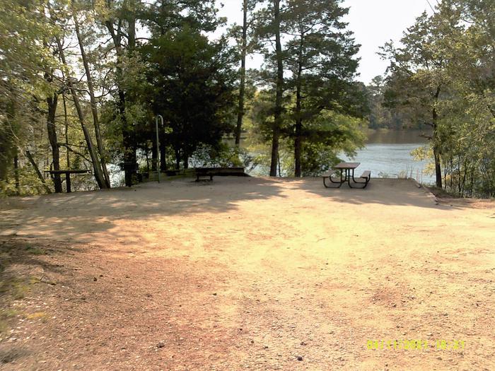 Site 39 lake view