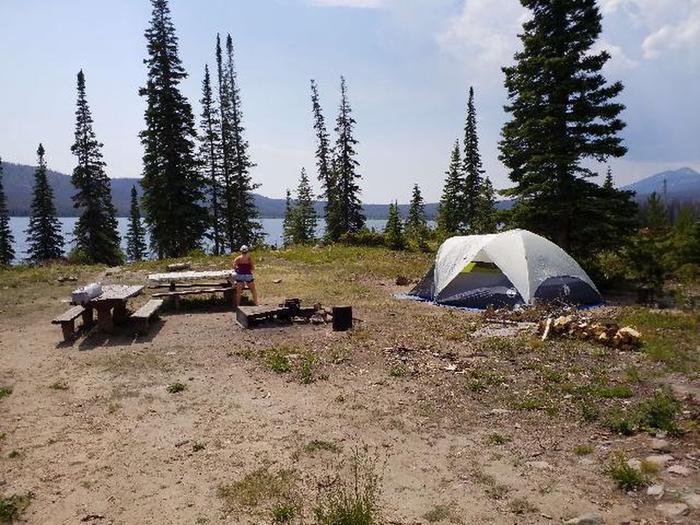 Big Creek Lakes Site 2 Photo 3