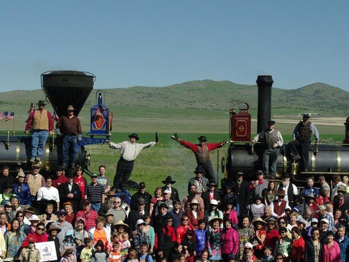 Preview photo of Golden Spike Commemorative Event Tickets 2021