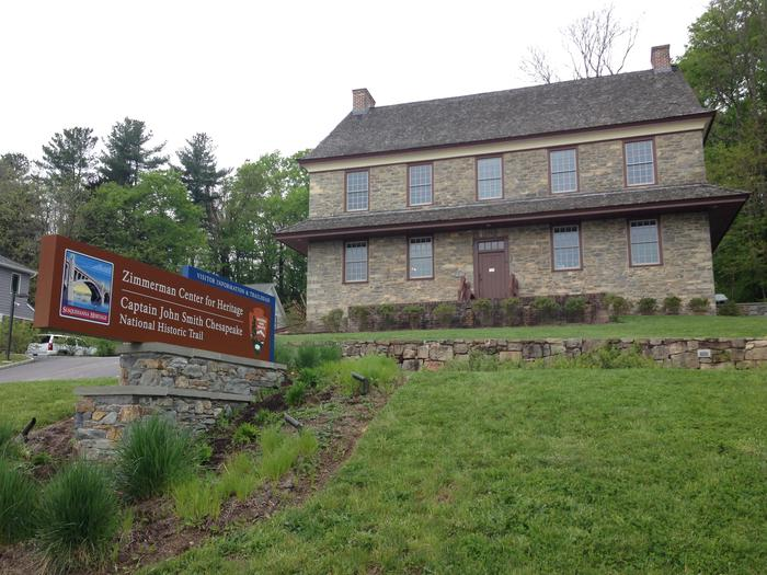 Zimmerman Center for Heritage BuildingThe Zimmerman Center for Heritage is a great place to paddle the Susquehanna River and explore its Indigenous history.