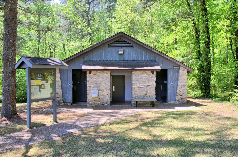 Payne Campground Bath House