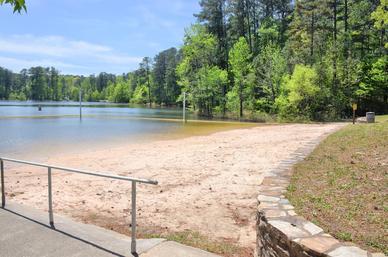 Payne Campground Swimming Beach