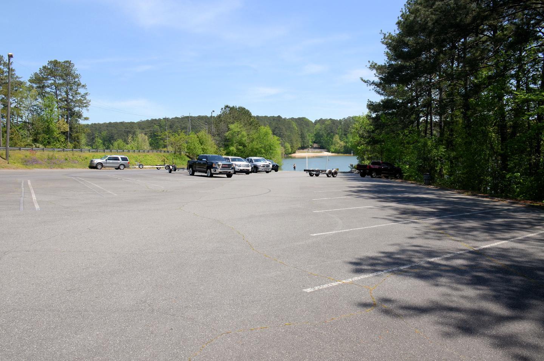 Payne Campground Boat Ramp Parking