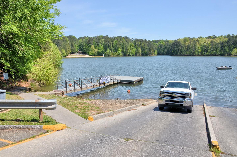 Payne Campground Boat Ramp Dock