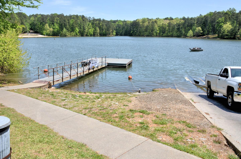 Payne Campground Boat Ramp Dock 2Payne Campground Boat Ramp Dock