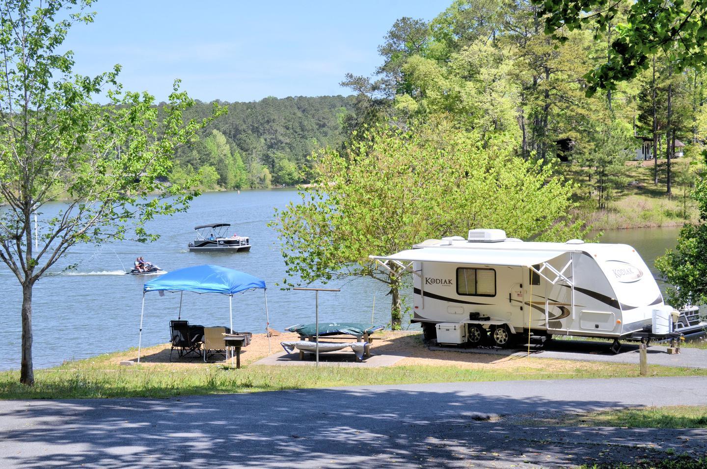 Payne Campground Site 005