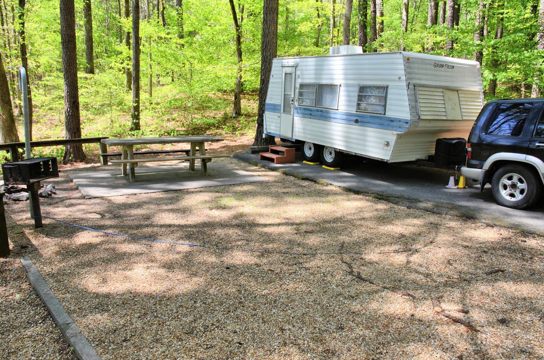 Payne Campground Site 054-3Payne Campground Site 054