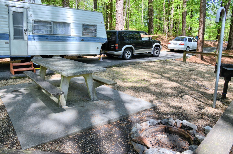 Payne Campground Site 054-4Payne Campground Site 054