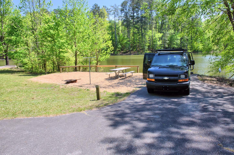 Payne Campground Site 049